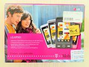 Preis gesenkt Handy LG-KP501