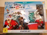 Wii-U Infinity Starter Set Neuwertig