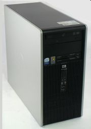 HP-Microtower mit