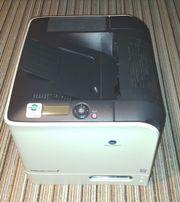 Farblaserdrucker Konica Minolta