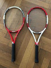 Wilson Tennischläger Jugendschläger 2x