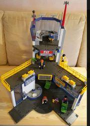 Playmobil großer Flughafen 3186 integrierter