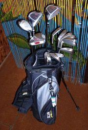 Golfausrüstung Golf-Schläger Bag Bälle