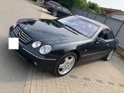 Mercedes-Benz CL 500 Voll Facelift