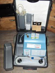 Fußpflegegerät mit Koffer