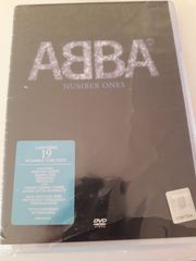 ABBA DVD number ones