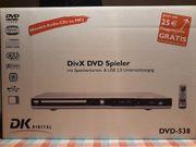 DVD-Player - DK Digital DVD 538