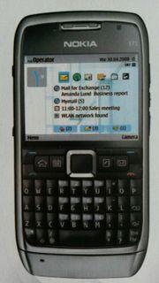 Nokia E71 Business