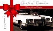 Cadillac Cabrio Erlebnis-