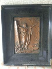 Kupferbild alt, mit