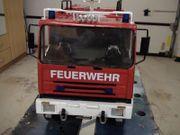 Vollausgebautes RC-Feuerwehrfahrzeug