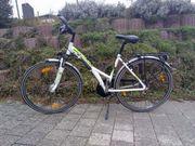 Damen Trekking Fahrrad -
