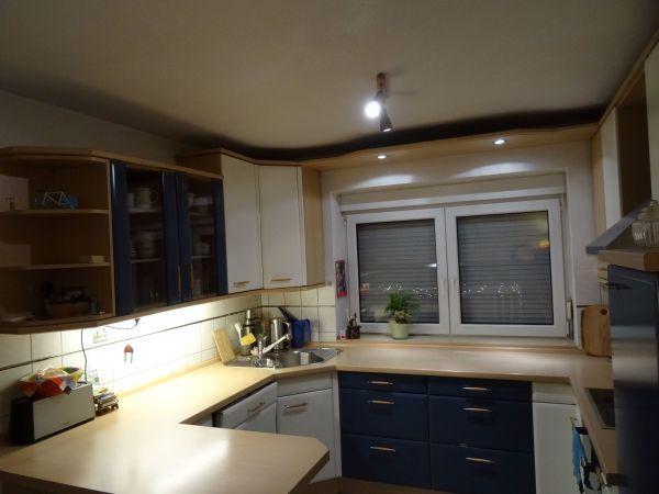 Einbauküche ohne Elektrogeräte an Selbstabholer abzugeben in ...