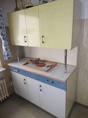 Retro-Küchenbüffet der 60ziger Jahre