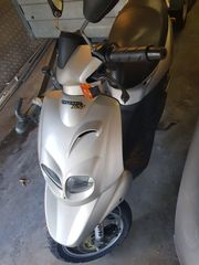 Tkr 100 Peugeot Roller