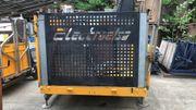 Bauaufzug Elektro Elsa