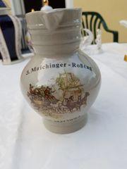 Weinkrug 3 Maichinger Roßtag 1984