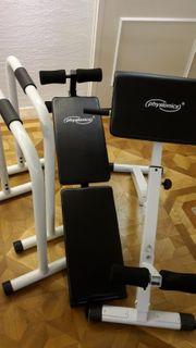 Fitness Geräte auch einzeln zu
