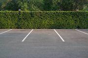 Parkplatz Außenstellplatz Breite