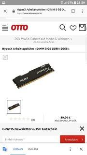 DDR4 GAMING RAM