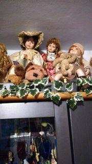 sammeln Puppen aus