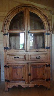 Altes Küchenbuffet Küchenschrank Massivholz