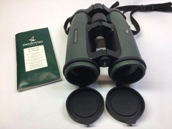 Swarovski Fernglas EL » Optik