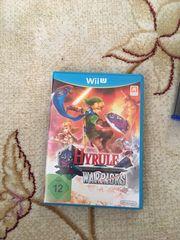 Zelda Hyrule Warriors für Wii