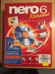 Nero 6 reloaded Software