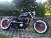 Harley Davidson FXST Softail Custombike