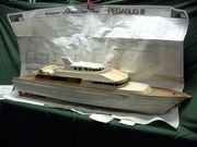 Modellbau Schiff 1: