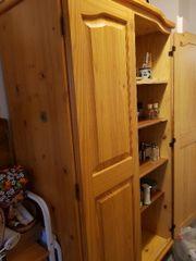 Schrank massiv Holz