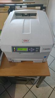 Farblaserdrucker OKI C5650