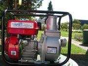 Wiltec BM30CX 168F-1 Benzin-Wasserpumpe 4