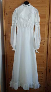 Brautkleid Größe 36 weiß lang