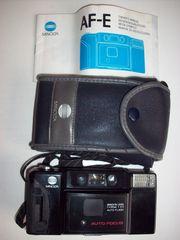 Kleinbildkamera MINOLTA NIKON Z00M200 digitaler