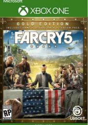 Far Cry 5 Gold xbox