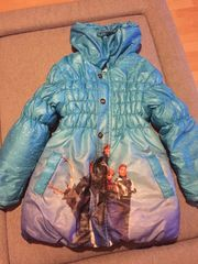 Kinder Winter Mantel Frozen 138