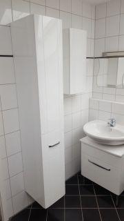 Waschbeckenunterschrank Hochschrank - Haushalt & Möbel - gebraucht ...