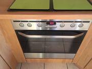 Küche mit AEG Pyrolyse Backofen