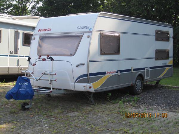 Wohnwagen Dethleffs Etagenbett : Dethleffs tk in laudenbach wohnwagen kaufen und verkaufen