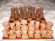 Schachspiel, Rarität, Einzelstück