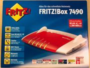 Fritz Box 7490 - FritzBox wie