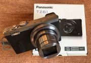 1a PANASONIC TZ61 Superzoom Reisezoom
