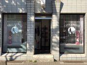 Friseurladen mit Einrichtung und Stammkundschaft