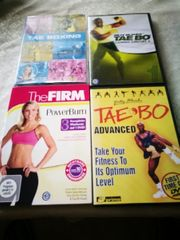 Fitness CDs