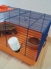 Hamsterkäfig+ Zubehör