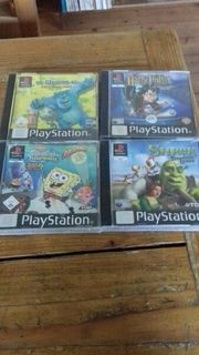 Playstation 1 Kinderspiele