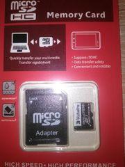 Micro SDHCXC Memory Card 512