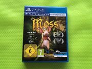 Moss PS4 PlayStation VR wie